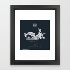 PRINT Nº040 Framed Art Print