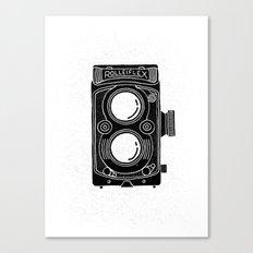 Vintage Camera 2 Canvas Print