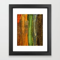 Sparkle and Shine Framed Art Print