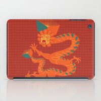Dragon Quetzalcoatl iPad Case