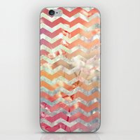 New World Chevron iPhone & iPod Skin