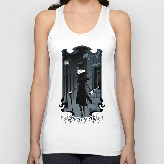 Jack the Ripper Unisex Tank Top