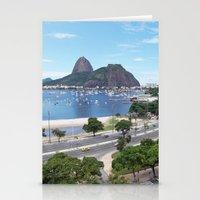 Rio de Janeiro Landscape Stationery Cards
