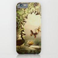 iPhone & iPod Case featuring Innocence  by YM_Art by Yv✿n / aka Yanieck Mariani