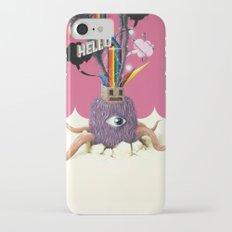 Hello Ruby iPhone 7 Slim Case