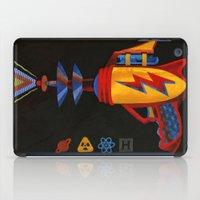 Cosmic Blaster iPad Case