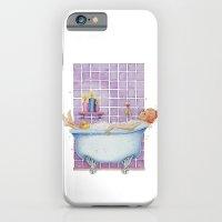 Bathtub Joy iPhone 6 Slim Case