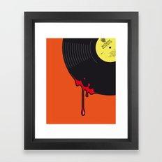 Pop Icon - Shaun of the dead Framed Art Print
