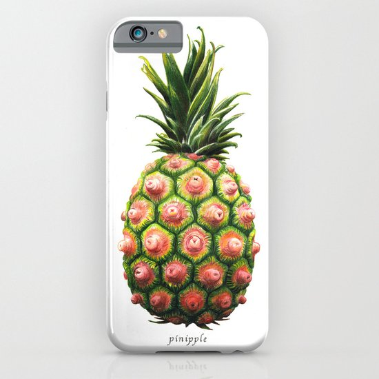 Pinipple iPhone & iPod Case
