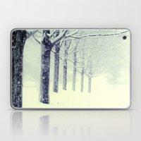 Winter's Walk Laptop & iPad Skin