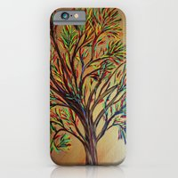 iPhone & iPod Case featuring Tree/semi abstract by maggs326