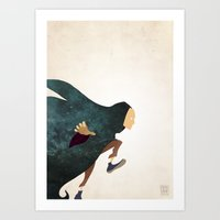 Flight Of Fancy Art Print