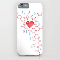 iPhone & iPod Case featuring The chemistry of love by elvisbr