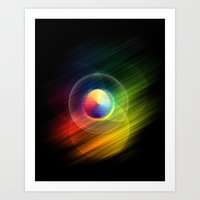 Dreams + Starlight Art Print
