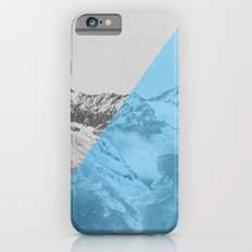 NEON NATURE | Blue Slim Case iPhone 6s