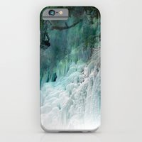 iPhone & iPod Case featuring Enchanted Forest by Leechi
