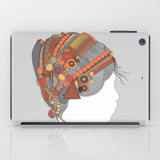 A TRIBE CALLED WOMEN - COLOR EDITION iPad Case