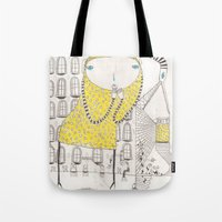 Create a New World Tote Bag