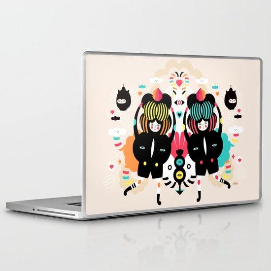 It's a happy dance Laptop & iPad Skin