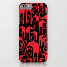 Elephant Herd iPhone 6 Slim Case