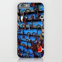 iPhone & iPod Case featuring Unlock Me by JuliHami