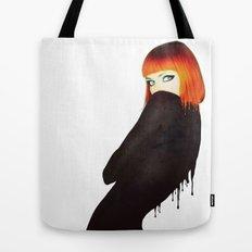 The Girl 5 Tote Bag