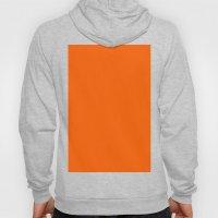 Vivid Orange Hoody