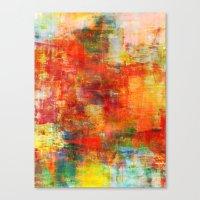 AUTUMN HARVEST - Fall Co… Canvas Print