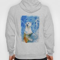 Polar Bear Inside Water Hoody