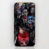 Brrreakfast iPhone & iPod Skin