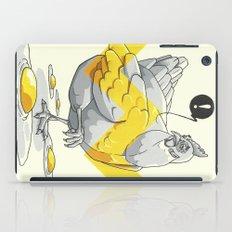 Chicken in the kitchen iPad Case
