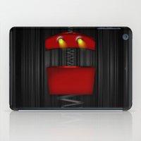 Tin Droid iPad Case