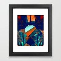 Vex Framed Art Print