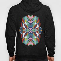 Abstract Kite Hoody