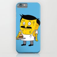 SpongeBob's Burgers iPhone 6 Slim Case