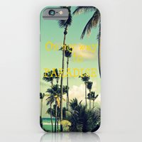 On My Way To Paradise iPhone 6 Slim Case