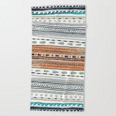 Beach Aztec Beach Towel