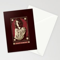 Syd Barrett/Crazy Diamond Stationery Cards