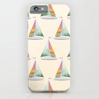 iPhone Cases featuring Seaside Vacation by Moremo