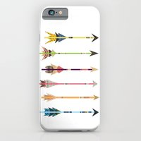 Arrow Collage iPhone 6 Slim Case