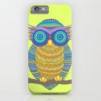 Henna Owl iPhone 6 Slim Case