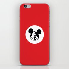 Genosse Mouse iPhone & iPod Skin