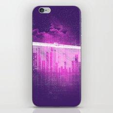 La Ville au Peigne Fin iPhone & iPod Skin