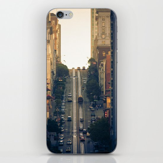 Going Up iPhone & iPod Skin