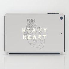 Heavy Heart iPad Case