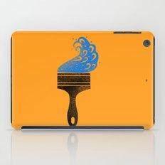 paintbrush iPad Case