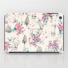 Deer pattern iPad Case