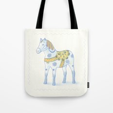 Memories of a wooden horse Tote Bag