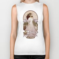 As the World Falls Down Biker Tank