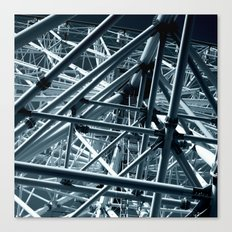 ferris wheel 03 Canvas Print